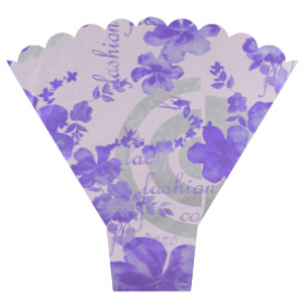 Sleeve Fashion 54x44x12cm purple