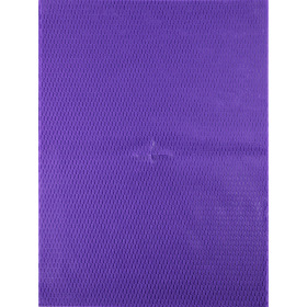 Impress Wave 20x28in purple + x