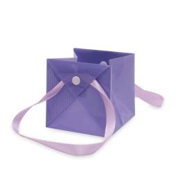 Carrybag Elin 10x10x10cm lilac