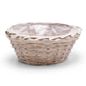 Basket Garden Days 34cm grey