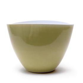 Pot Sofie Oval 24x19x17.5cm lime green