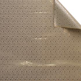 Sheet Glitter&Stars 80x80cm gold