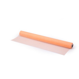 Organza on roll 50cm x 10m salmon