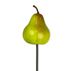 Fruit Pear 2.5 on 20 in stick