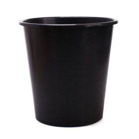 BUCKET 10 LITER BLACK KONICA  [3,780 per pallet]