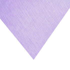 Organza 20x28 in lavender with 3 in hole