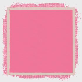 Sheet Vintage Rag 75x75cm pink