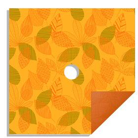 Vermont 24x24in orange H3