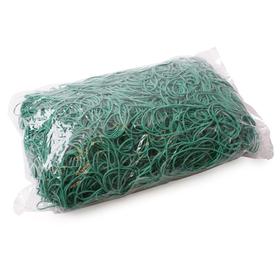 Elastiek 80x1,5mm zak à 1kg groen