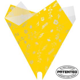Smartsleeve Atelier 35x35cm yellow