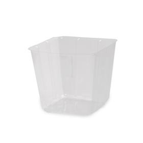 Inner cup 13.5x10.8x12.5cm transparent