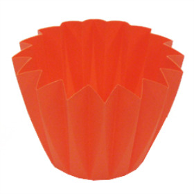 Cupcake container 4 in Mango