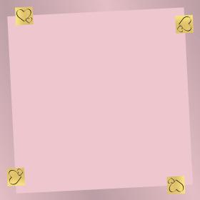 Vel Be Loved 80x80cm roze