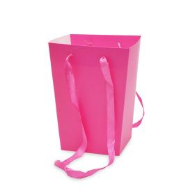 Carrybag Uni 16/16x12/12x22cm fuchsia
