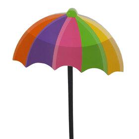 Umbrella 3.5x2in on a 20in stick