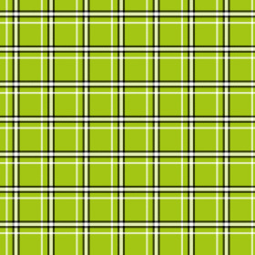 Nonwoven Plaid 20x20 in green