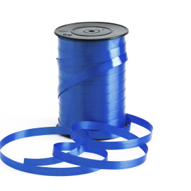 Curling ribbon 10mm x 250m blue