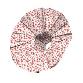 Boekethouder Field of Love Ø25cm FSC Mix rood