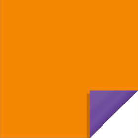 Bi-Color Sheet 24x24 orange/purple - Colombia only