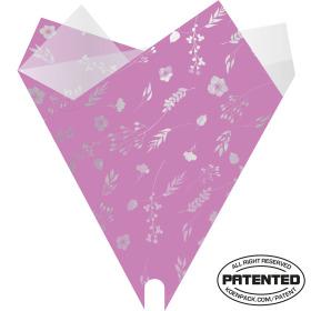Smartsleeve Atelier 35x35cm lilac