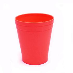 Ceramic Pot Quinn 4 in Orient red