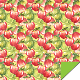 Apple Blossom 24x24 in