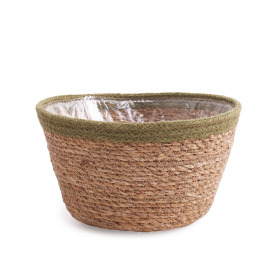 Bowl Urban Ø22 H11.5cm olive green