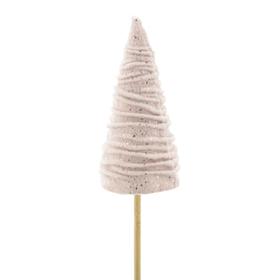 Tree Aurora 12cm on 50cm stick pink