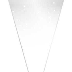 Celestine 19x14x4in white