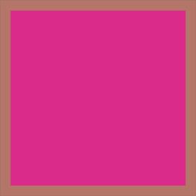 Sheet Blushy 80x80cm cerise