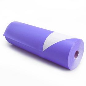 Kilo White Kraft 60cm/50g. on roll lilac p/kg