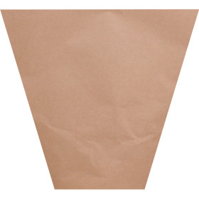 Plant sleeve Basic Style 38x36.5x16.5cm natural