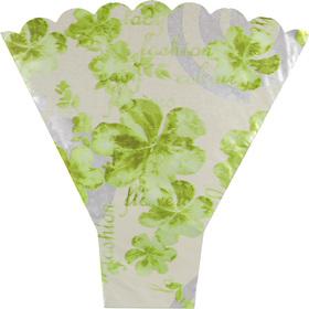 Sleeve Fashion 54x44x12cm green