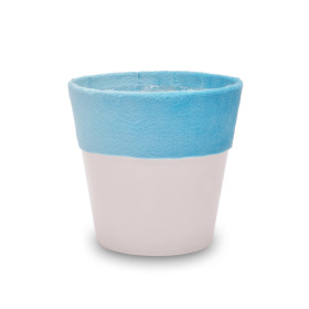 Pot Pure Soft ES12 blue