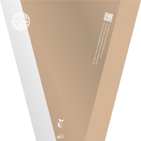 Sleeve Bio Basics 40x30x12cm