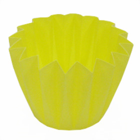 Cupcake container 11 cm Pineapple