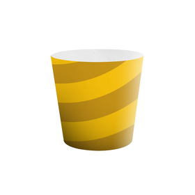 """Potcover Muse 4"""" yellow"""
