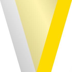 Sleeve Uni 50x35x10cm yellow