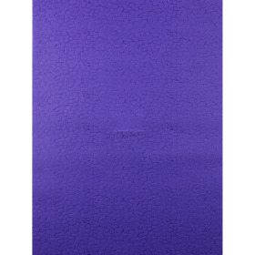 Impress Square 20x28in purple + x