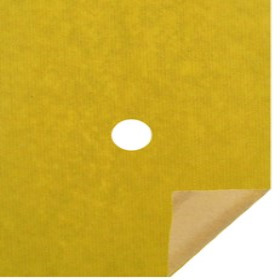 Kraft 20x24 in 50Grs yellow with hole