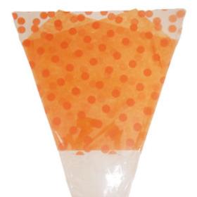 Tango Polka Dots 17 in orange