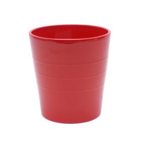 Keramiek Pot Linn ES12 rood