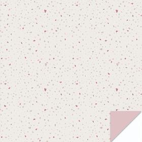 Terrazzo 24x24 in Pink