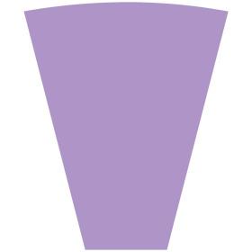 Sleeve Alexia 40x30x12cm lilac