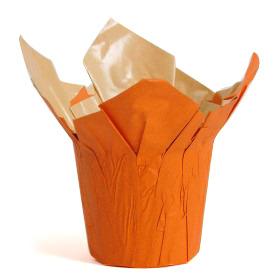 Cover-Ups Kraft 4 in Pumpkin orange