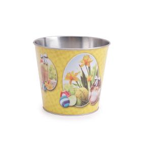 Zinc pot Easter eggs ES12