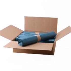 Plastic bag 70x110cm 70µm blue