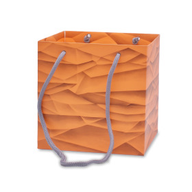 Carrybag Stoney Creek 16x16x16cm orange