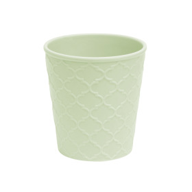 Ceramic Pot Harmony 6 in olive matte