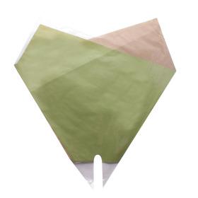 Sleeve Doublé Desert 50x50cm green